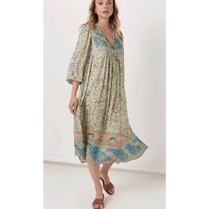 Spell Oasis boho gown - on hold